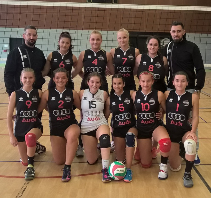 CHAMPIONNAT PRE NATIONAL DE VOLLEY 2019/2020