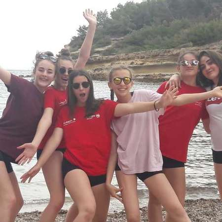 FINALES NATIONALES UNSS MINIMES FILLESILLES